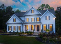 Stallworth - Jordan Pointe: New Hill, North Carolina - Toll Brothers