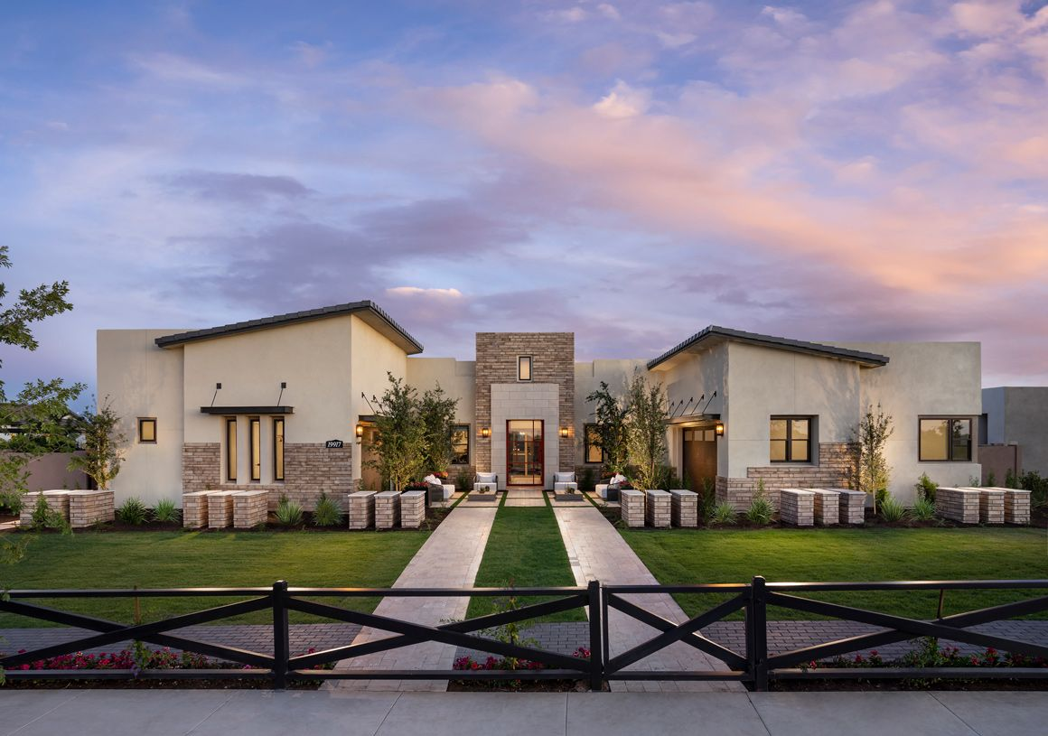 Exterior featured in the Colton By Toll Brothers in Phoenix-Mesa, AZ