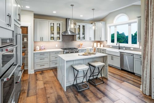 Trailwoods of Ann Arbor - The Parkside Collection by Toll Brothers in Ann Arbor Michigan