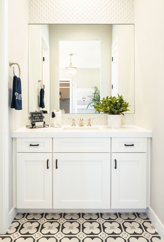 Bathroom featured in the Weston By Toll Brothers in Phoenix-Mesa, AZ