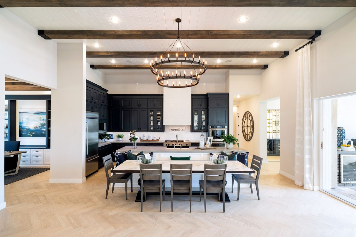 Kitchen featured in the Weston By Toll Brothers in Phoenix-Mesa, AZ