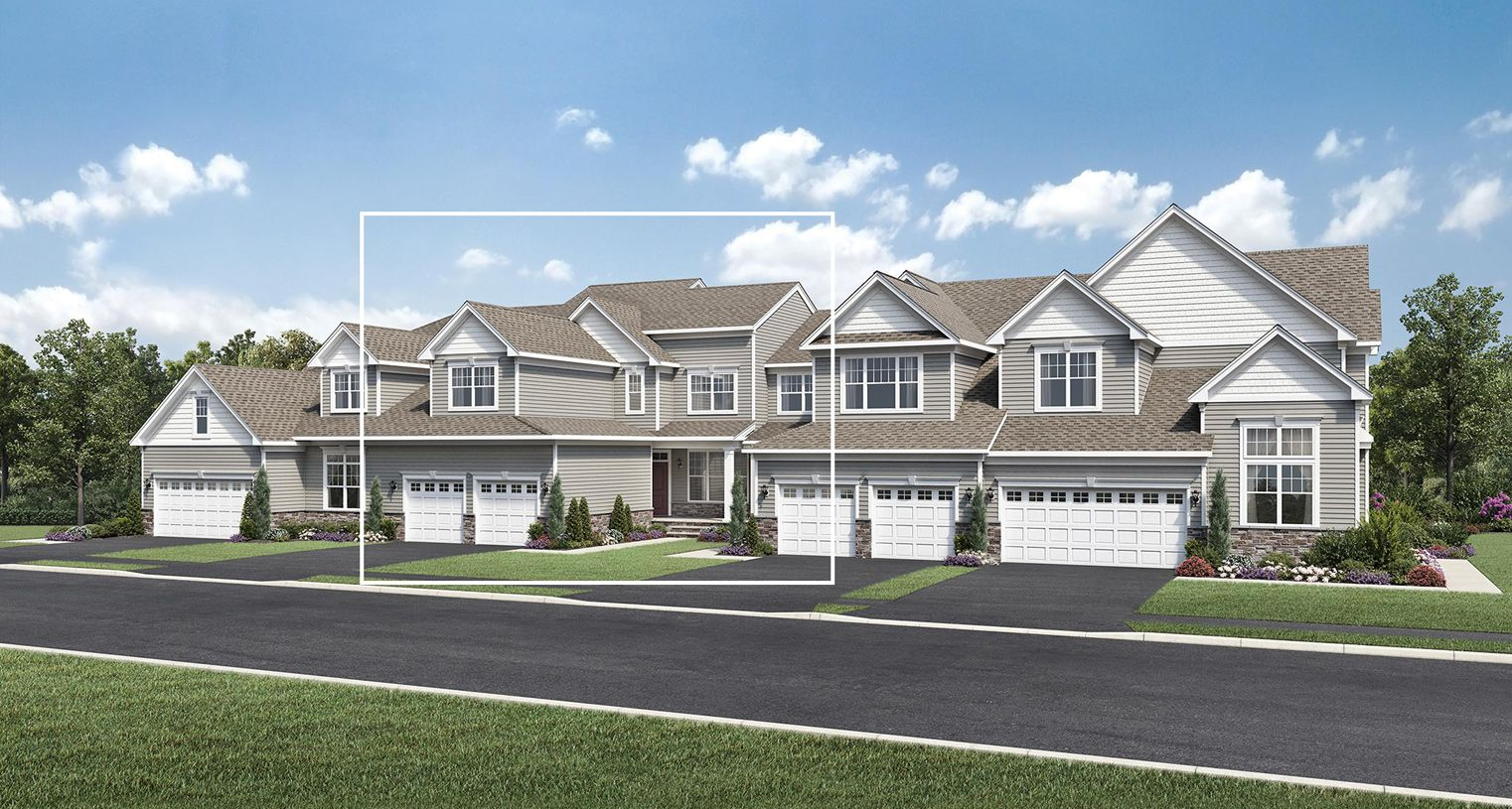 Exterior featured in the Abram By Toll Brothers in Boston, MA