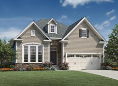 Forest Grove Heritage - Hasentree - Golf Villas Collection: Wake Forest, North Carolina - Toll Brothers