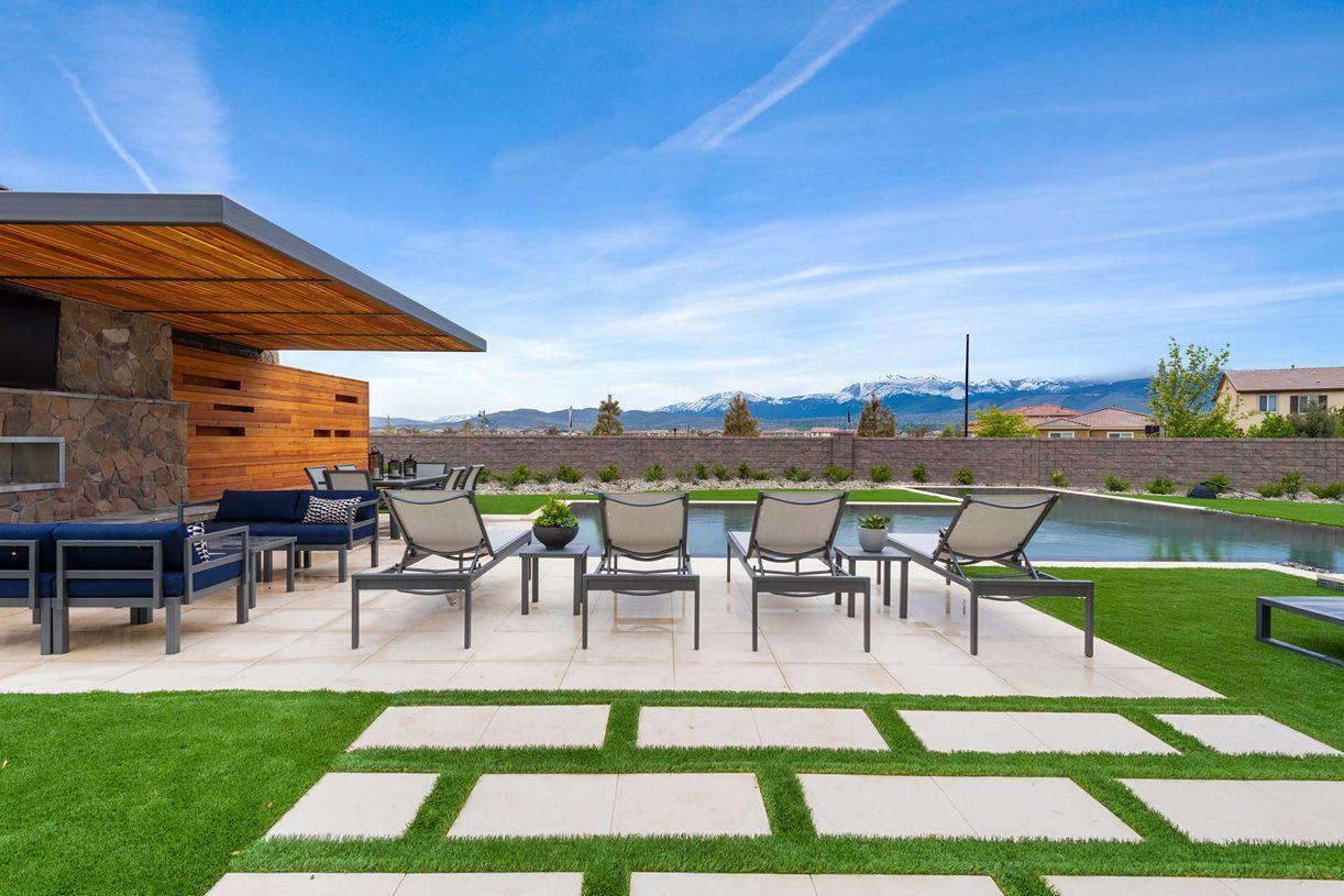 'Diamond Crest at Bella Vista Ranch' by Toll Brothers-NV - RENO in Reno