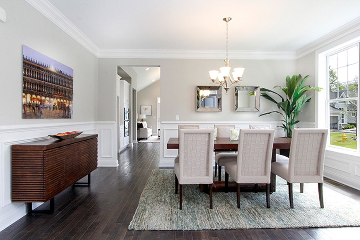 Living Area featured in the Bethel By Toll Brothers in Boston, MA