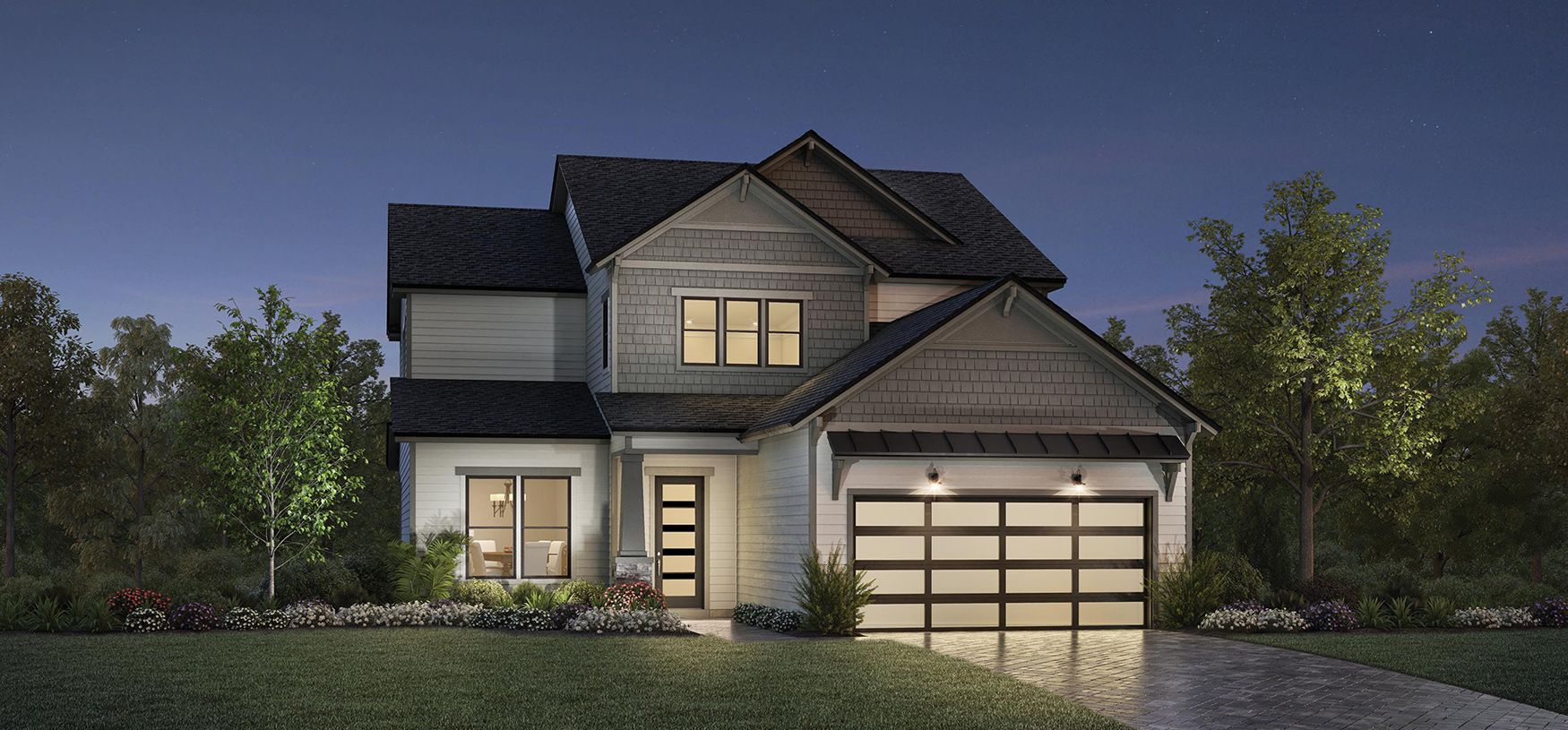 Exterior featured in the Terrano By Toll Brothers in Jacksonville-St. Augustine, FL