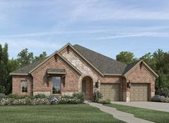 Draper - Pomona - Select Collection: Manvel, Texas - Toll Brothers
