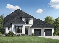 Warner - The Groves - Select Collection: Humble, Texas - Toll Brothers