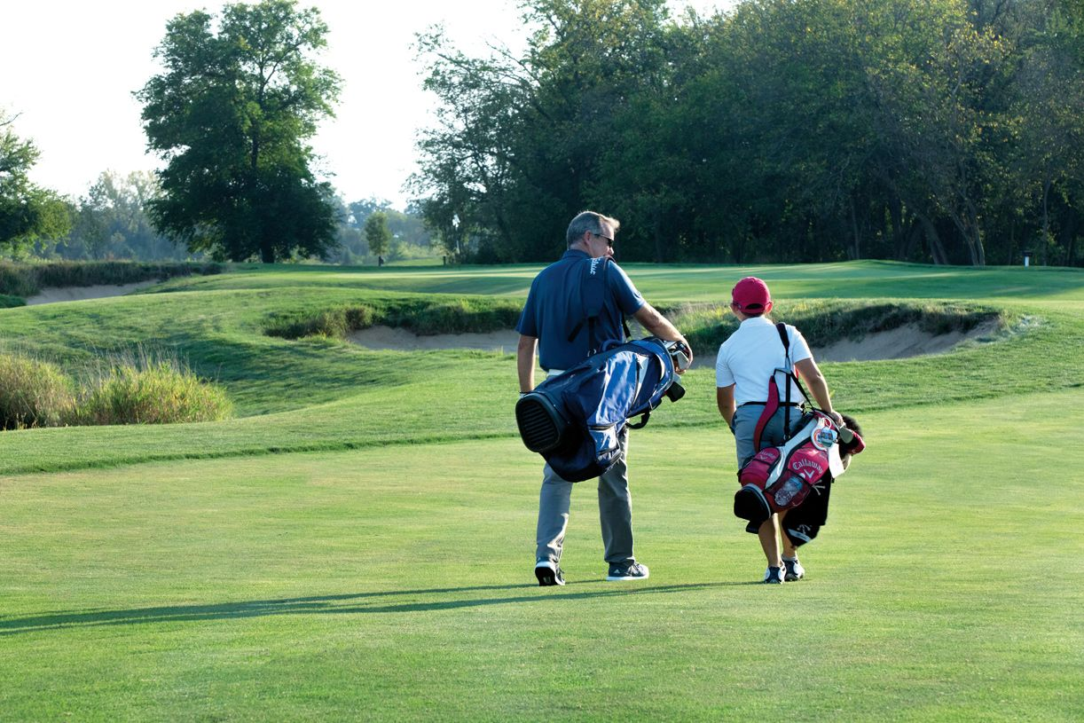 'Bowes Creek Country Club - The Fairways Collection' by Toll Brothers-ILLINOIS in Chicago