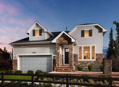 Haywood - North Hill - The Overlook Collection: Thornton, Colorado - Toll Brothers