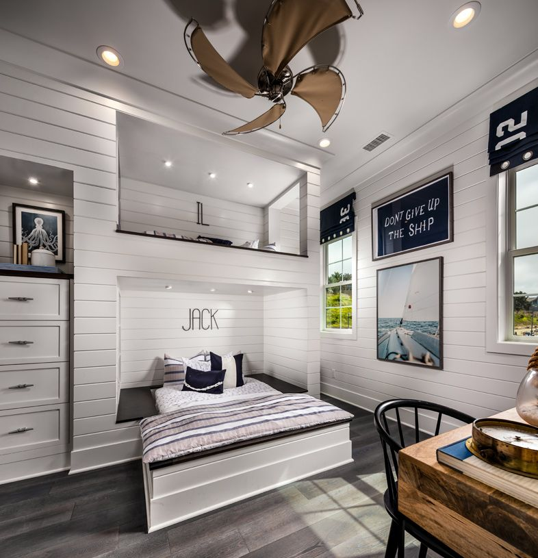 Bedroom featured in the Serrania By Toll Brothers in Los Angeles, CA