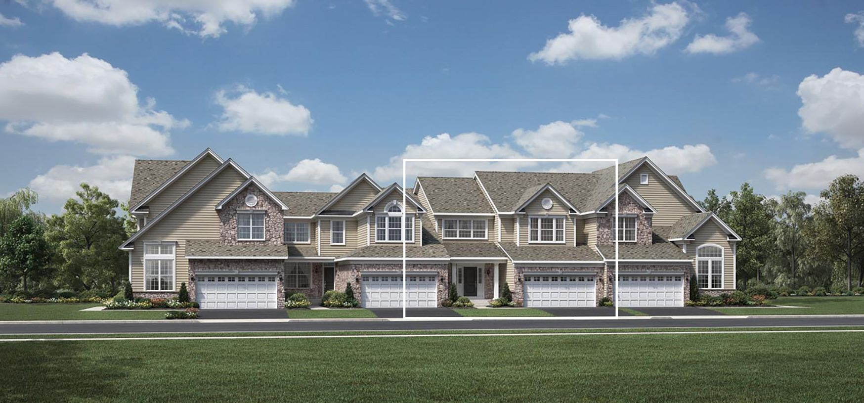 . New Construction Homes   Plans in West Chester  PA   1 806 Homes