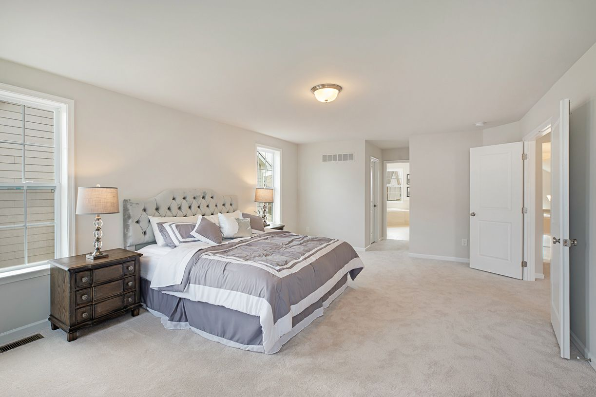 Bedroom featured in the Winnetka By Toll Brothers in Chicago, IL