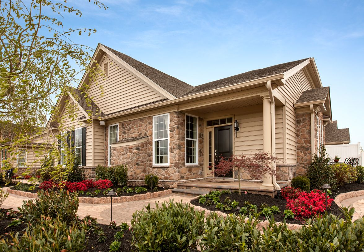 Exterior featured in the Martin By Toll Brothers in Philadelphia, PA
