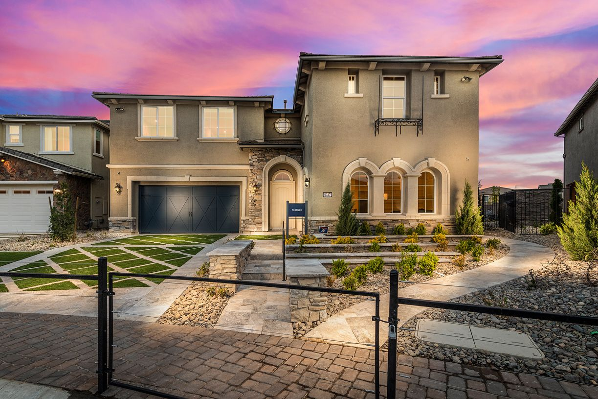 Exterior featured in the Portillo By Toll Brothers in Reno, NV