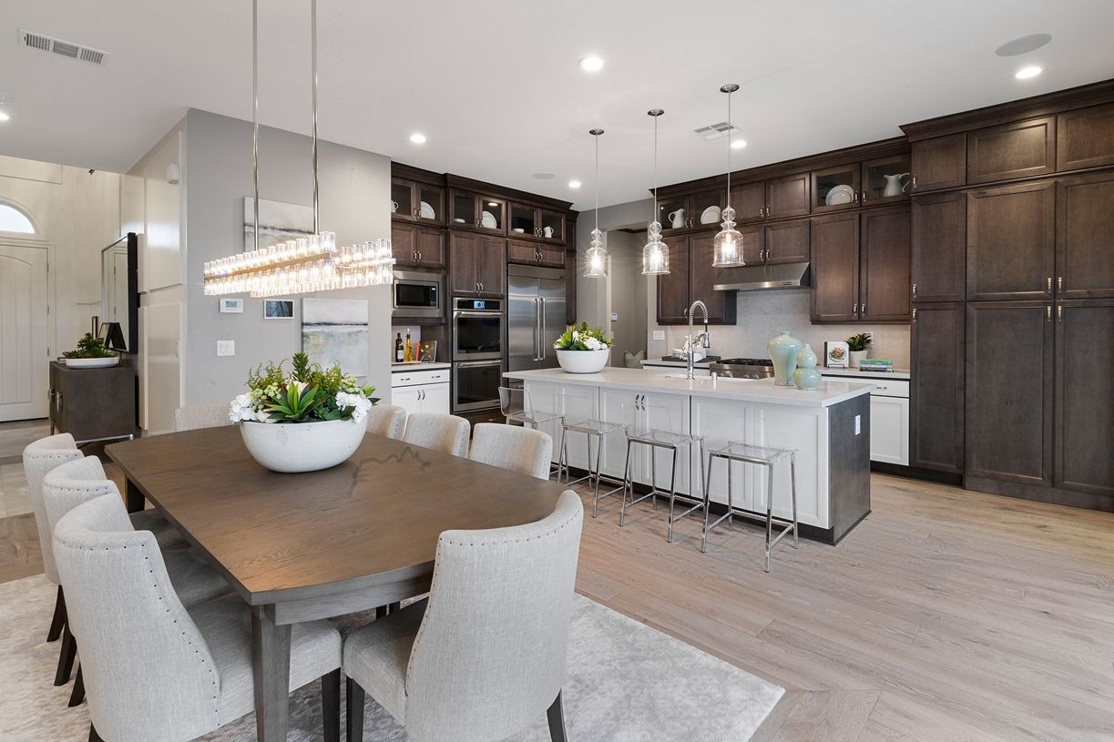 Kitchen featured in the Portillo By Toll Brothers in Reno, NV