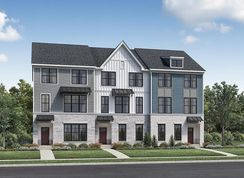 Bethesda - North Oaks of Ann Arbor - The Townhome Collection: Ann Arbor, Michigan - Toll Brothers