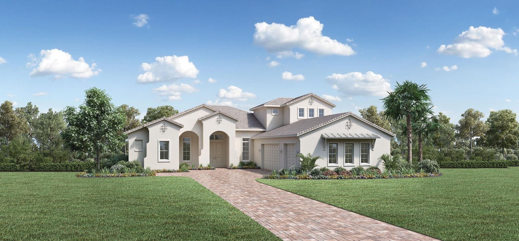 Exterior featured in the Sandpiper Elite By Toll Brothers in Sarasota-Bradenton, FL