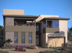 Calico - Mesa Ridge - Sky View Collection: Las Vegas, Nevada - Toll Brothers