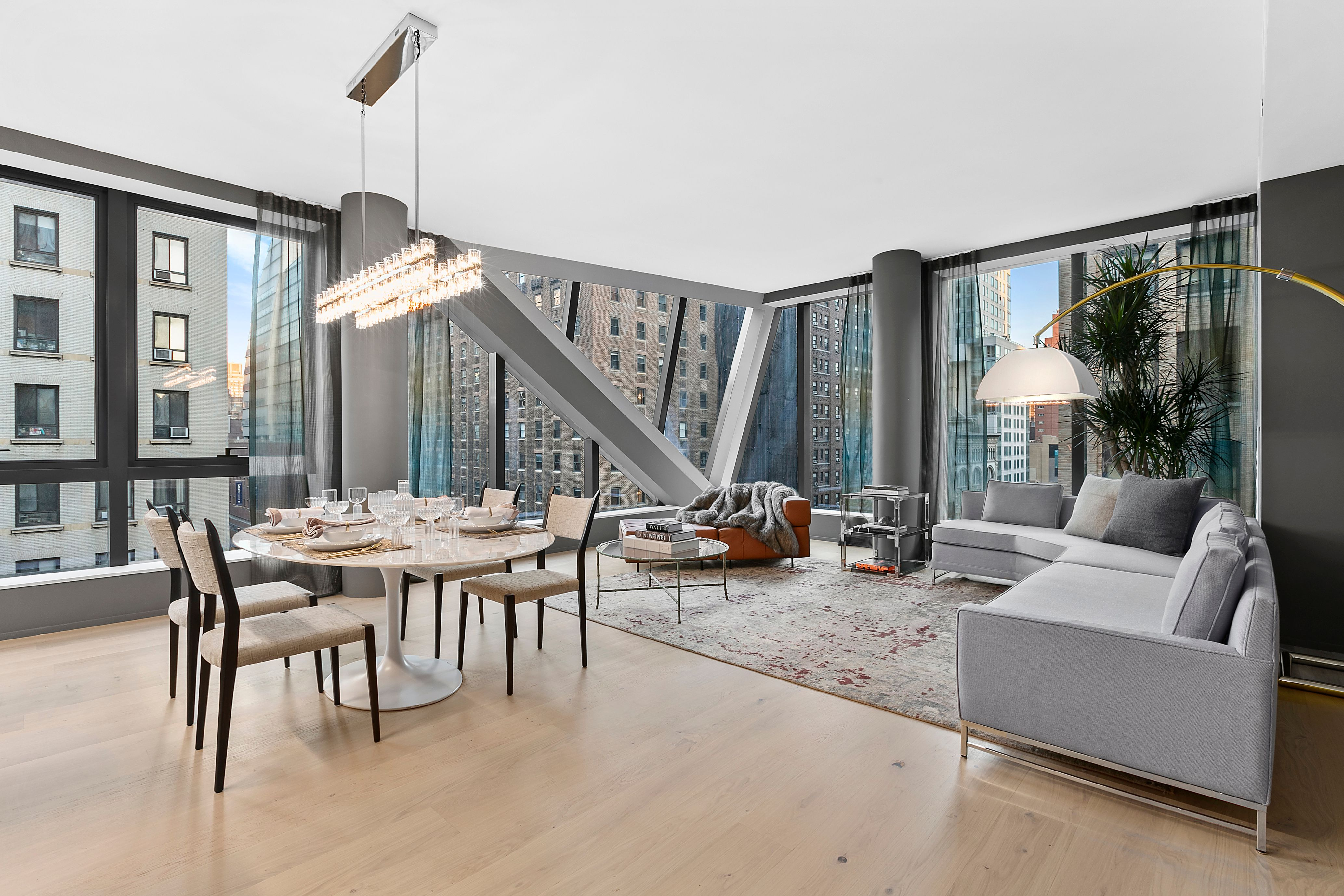 Living Area featured in the N606 By Toll Brothers in New York, NY