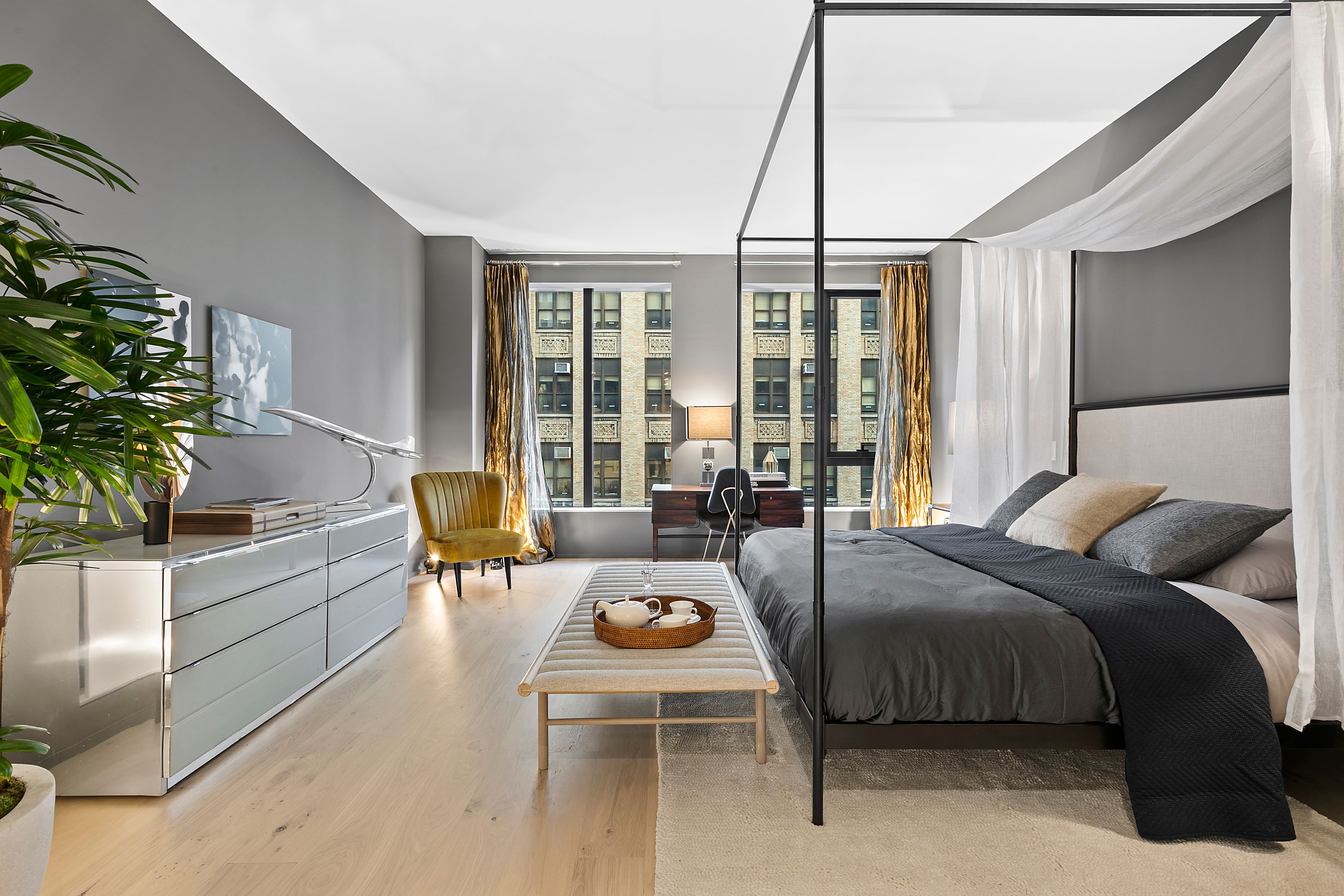Bedroom featured in the N606 By Toll Brothers in New York, NY