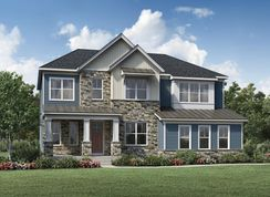 Rowling - Reserve at Center Square - The Estates Collection: Eagleville, Pennsylvania - Toll Brothers