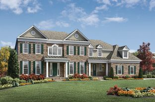 Weatherstone - Reserve at Colts Neck: Colts Neck, New Jersey - Toll Brothers