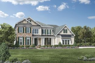 Hollister - Reserve at Colts Neck: Colts Neck, New Jersey - Toll Brothers