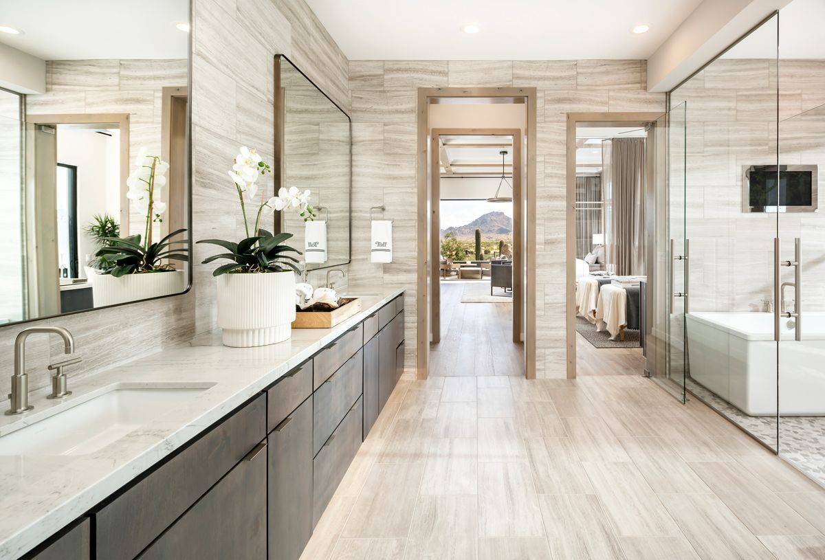 Bathroom featured in the Munari By Toll Brothers in Phoenix-Mesa, AZ