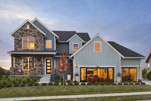 Yale - Allison Ranch - Executive Collection: Parker, Colorado - Toll Brothers