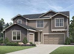 Crawford - Toll Brothers at Trailside on Harmony: Timnath, Colorado - Toll Brothers