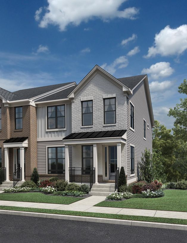 Exterior featured in the Stonemont By Toll Brothers in Baltimore, MD