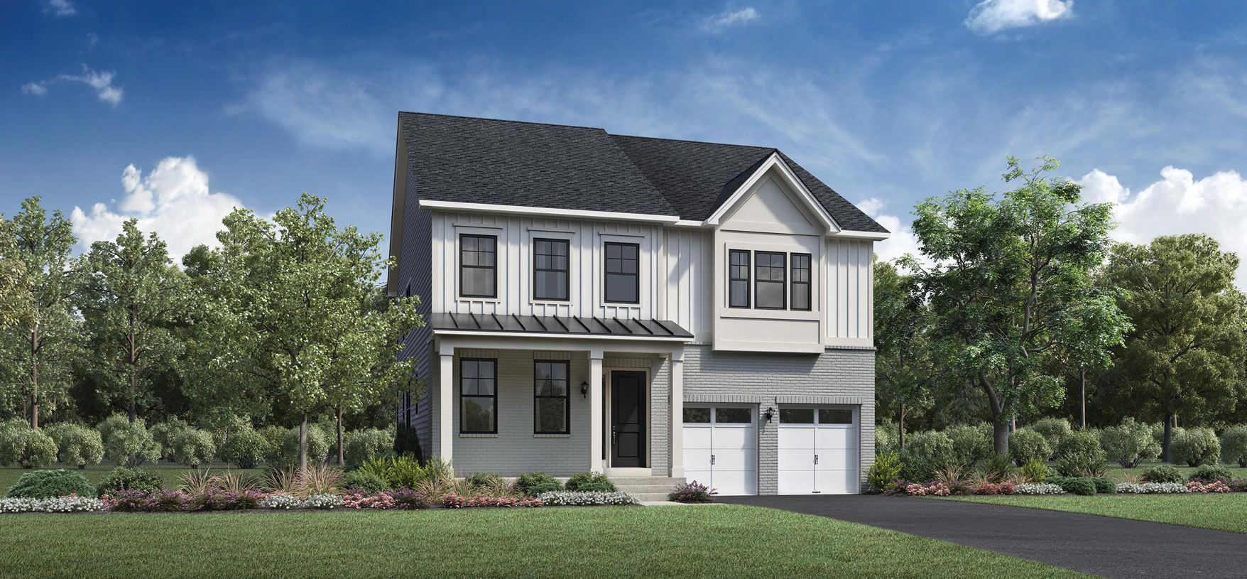 Exterior featured in the Rockledge By Toll Brothers in Baltimore, MD