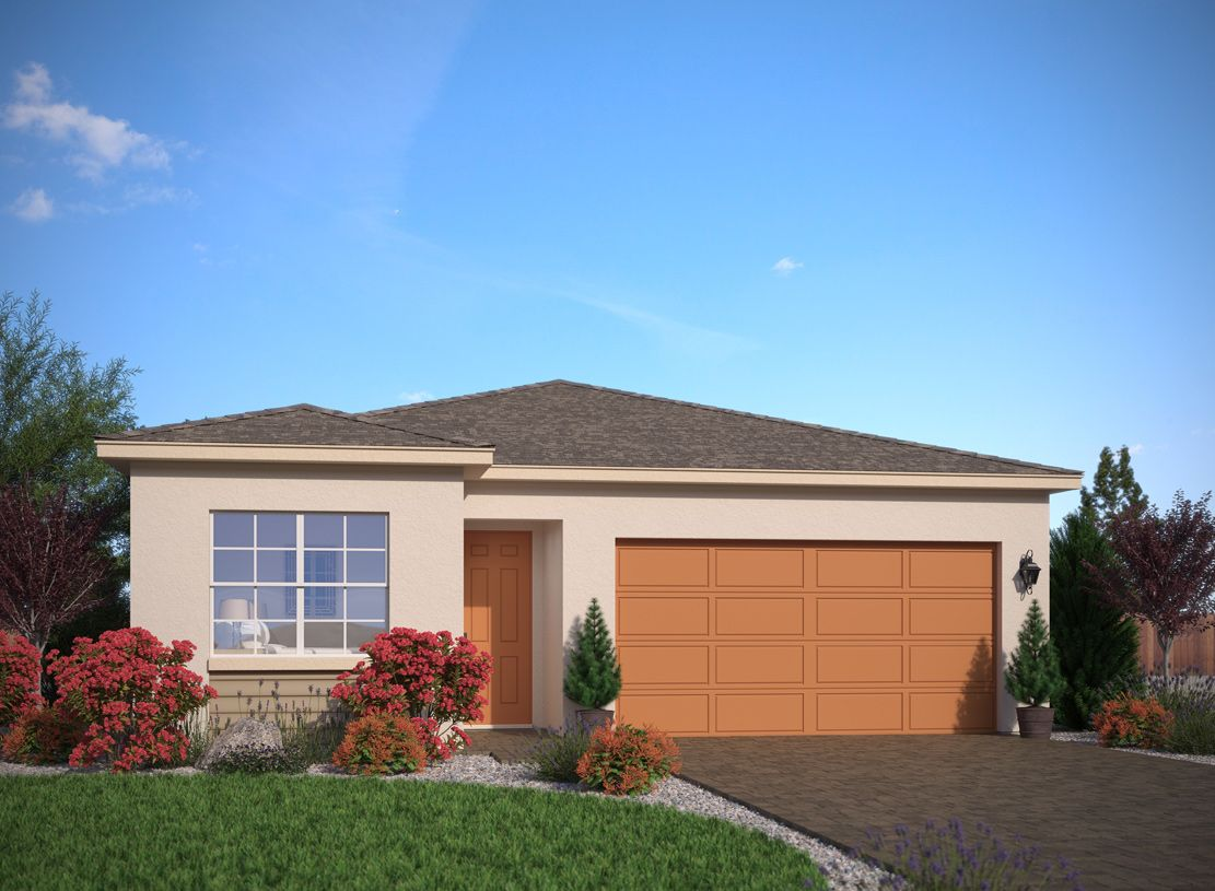 Exterior featured in the Allia By Toll Brothers in Reno, NV