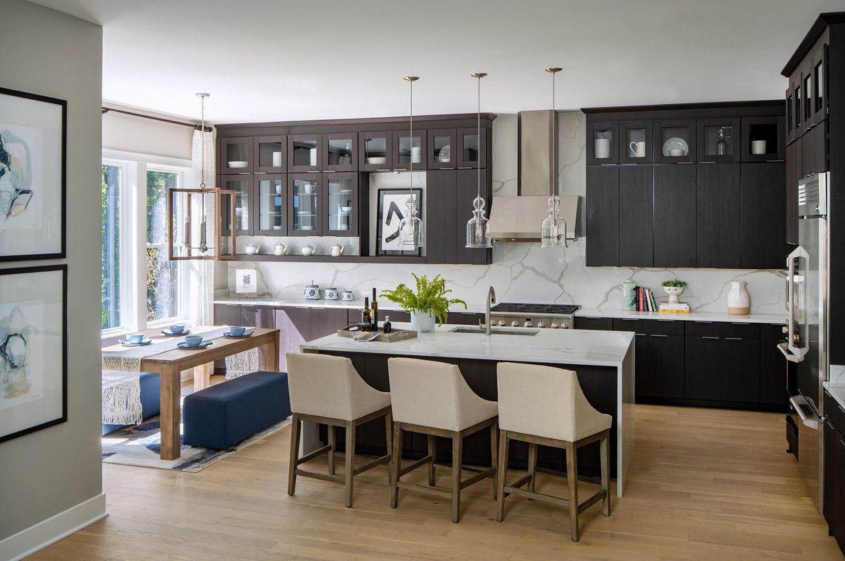 Kitchen featured in the Rockledge By Toll Brothers in Baltimore, MD