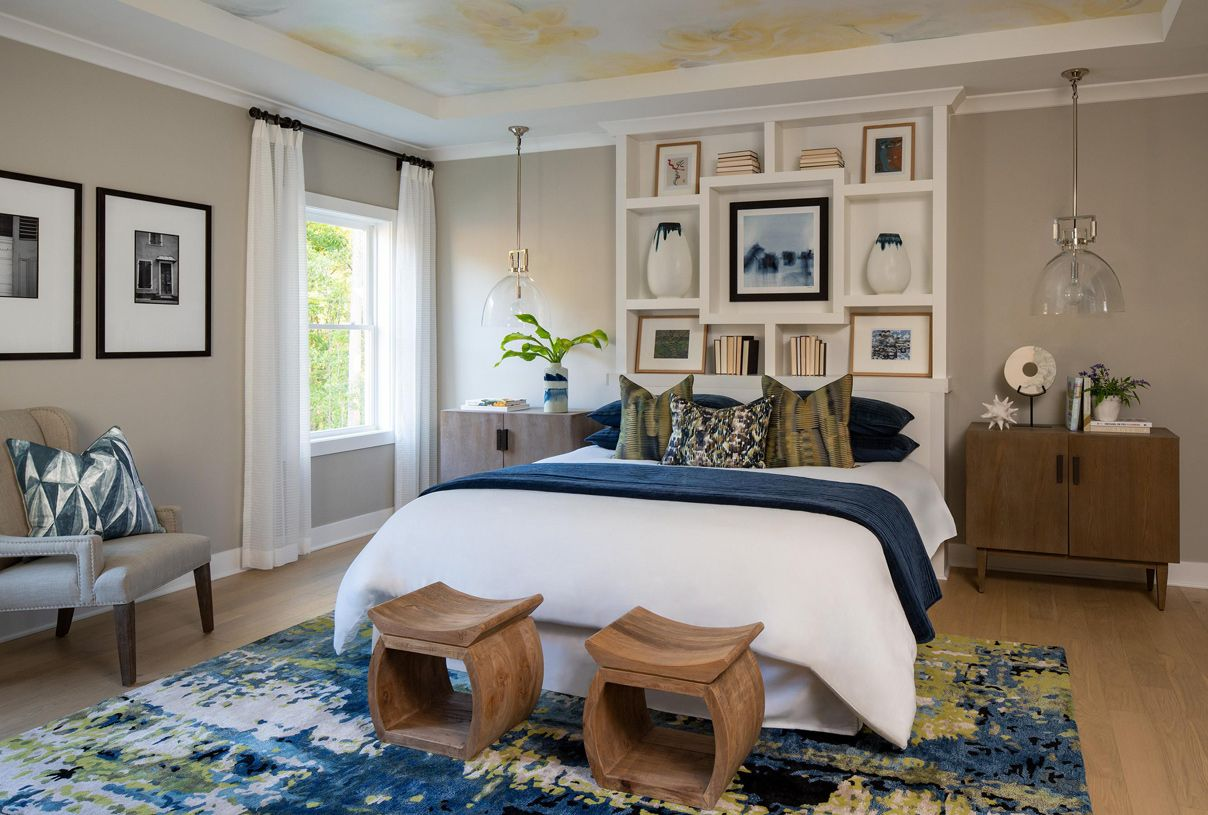 Bedroom featured in the Rockledge By Toll Brothers in Baltimore, MD