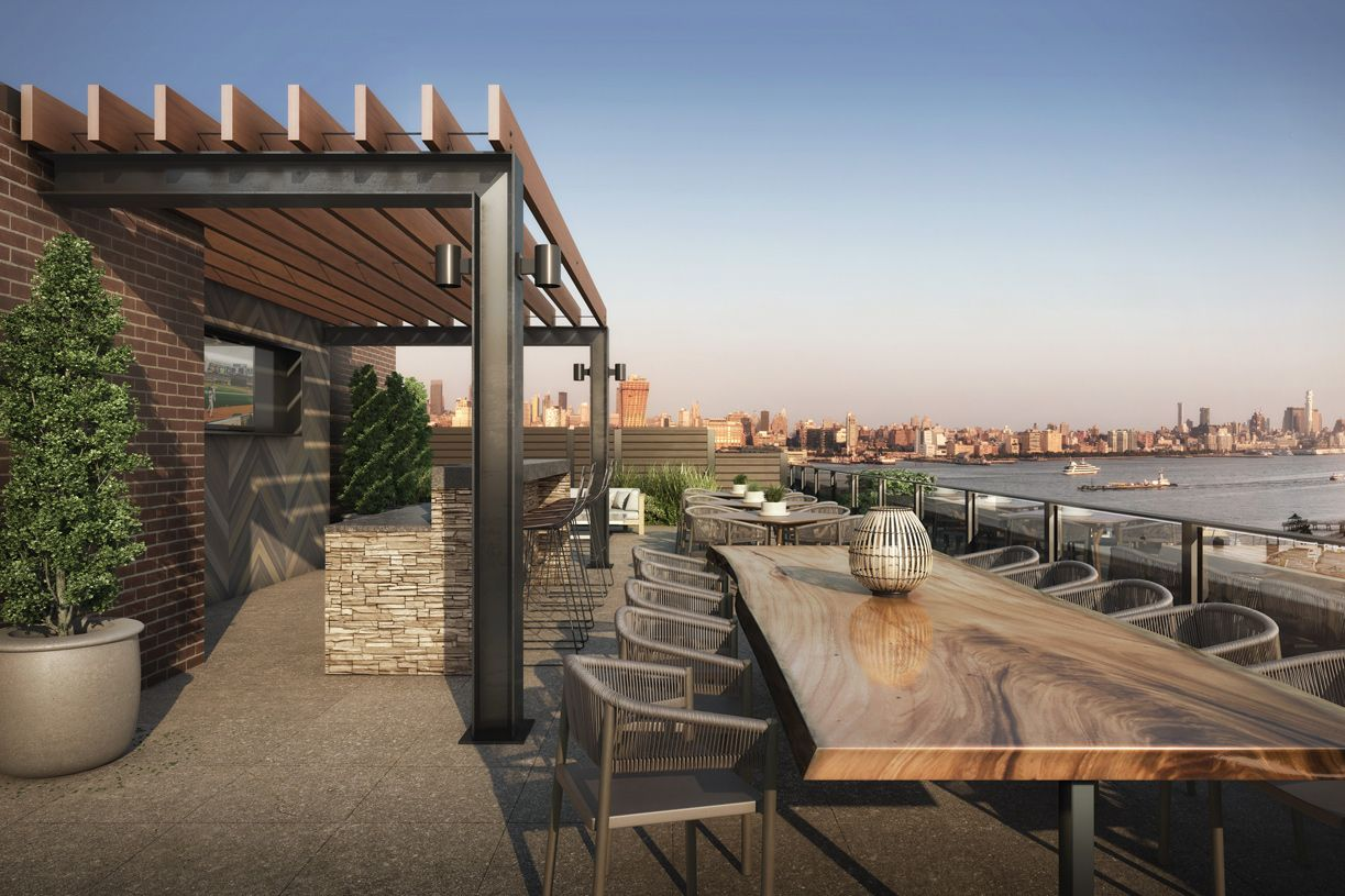 '1000 Maxwell Place' by Toll Brothers-NYC-CITY LIVING in Hudson County