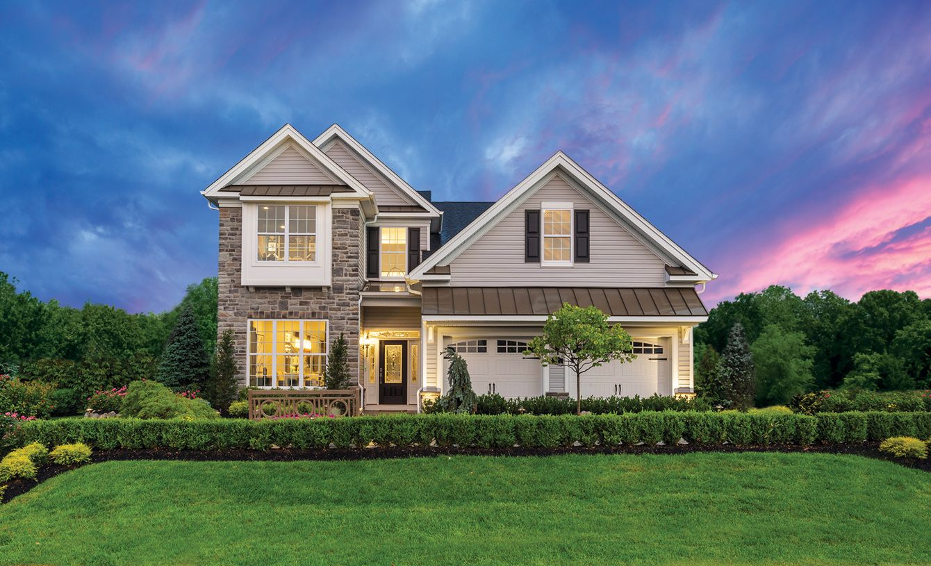 'Regency at Freehold' by Toll Brothers-NEW JERSEY in Monmouth County