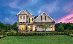 homes in Regency at Freehold by Toll Brothers