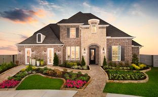 Pomona - Executive Collection by Toll Brothers in Houston Texas