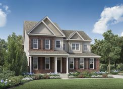 Crestwood Country Manor - Trailwoods of Ann Arbor - The Parkside Collection: Ann Arbor, Michigan - Toll Brothers