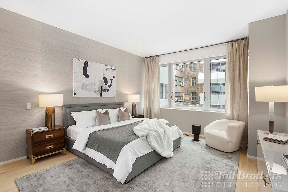 Bedroom featured in the N301 By Toll Brothers in New York, NY