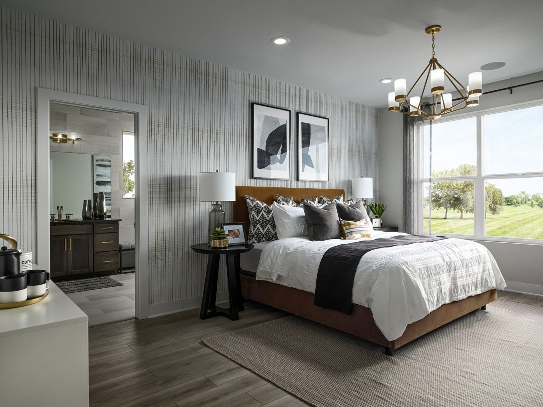 Bedroom featured in the Eldorado By Toll Brothers in Fort Collins-Loveland, CO