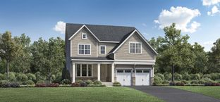 Woodbridge - Toll Brothers at Turf Valley - Single-Family Homes: Ellicott City, Maryland - Toll Brothers