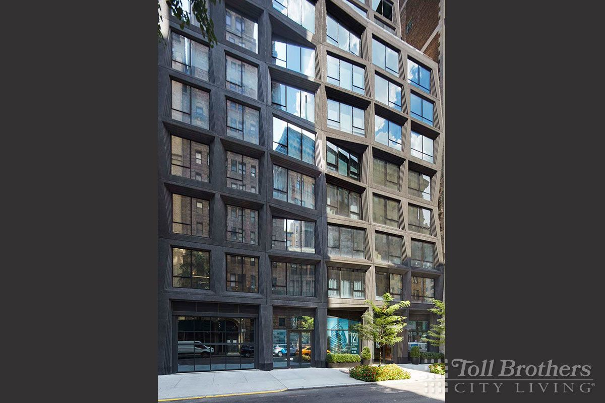 Exterior featured in the N503 By Toll Brothers in New York, NY