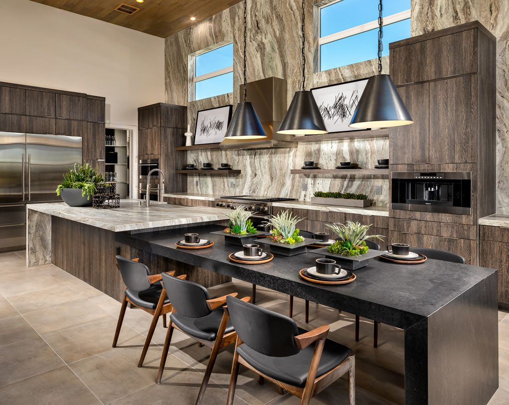 Kitchen featured in the Bridge By Toll Brothers in Las Vegas, NV