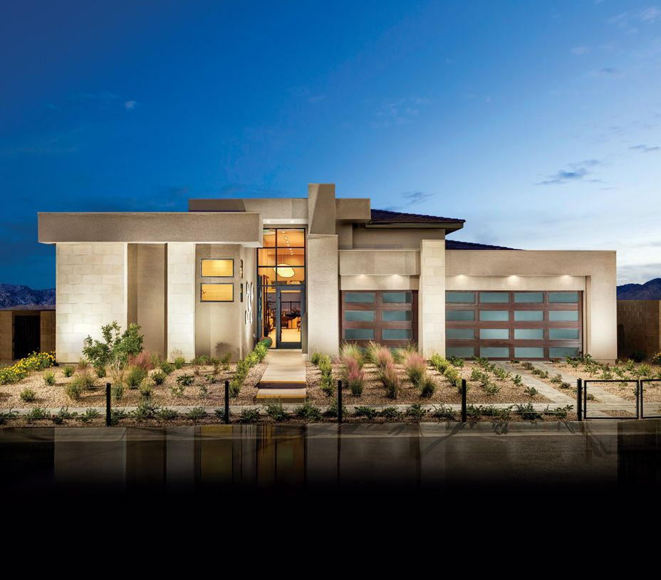 Exterior featured in the Grand Circle By Toll Brothers in Las Vegas, NV