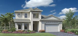 Carver Elite - Azure at Hacienda Lakes - Heritage Collection: Naples, Florida - Toll Brothers