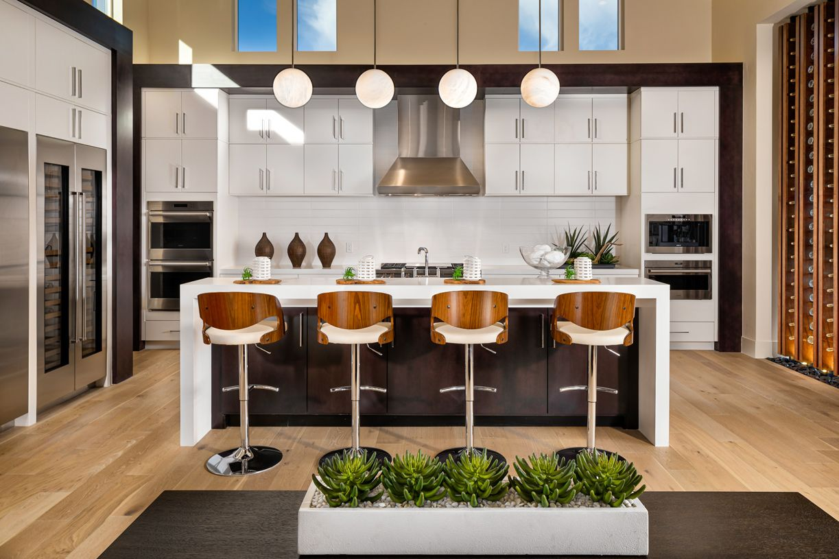 Kitchen featured in the Sandstone By Toll Brothers in Las Vegas, NV