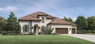 Adalyn - NorthGrove - Estate Collection: Magnolia, Texas - Toll Brothers
